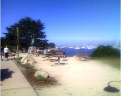 Monterey Recreation Trail
