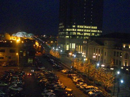 View of Nashville - Nighttime