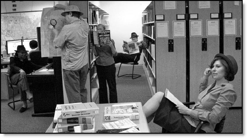TLL Library Staff - Library Crisis Ops