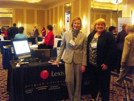 LexisNexisBooth MLW 2009