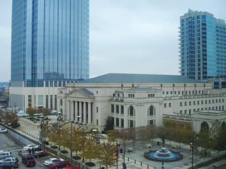 View of Schermerhorn Symphony Center - Nashville