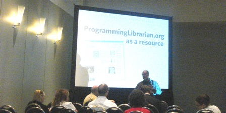 ALA 2010 Library Programming Session - image by M. Kaddell
