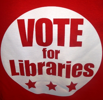 ALA 2010 Vote for Libraries