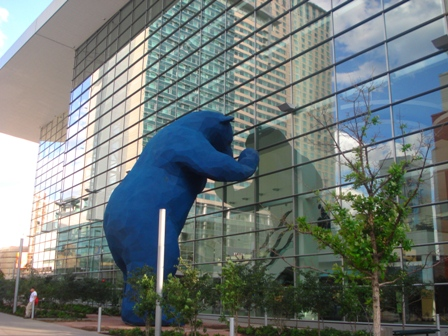 AALL Blue Bear at CCC