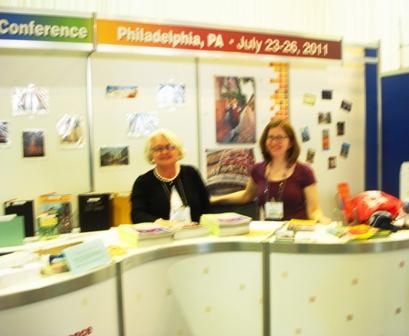 AALL 2010 Philadelphia Booth