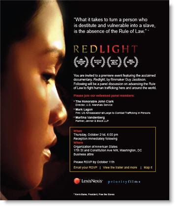 Redlight documentary