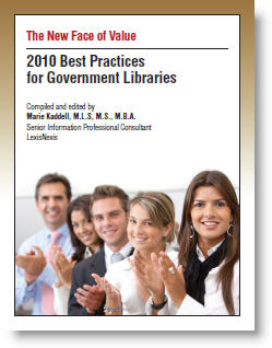 2010 Best Practices for Government Libraries