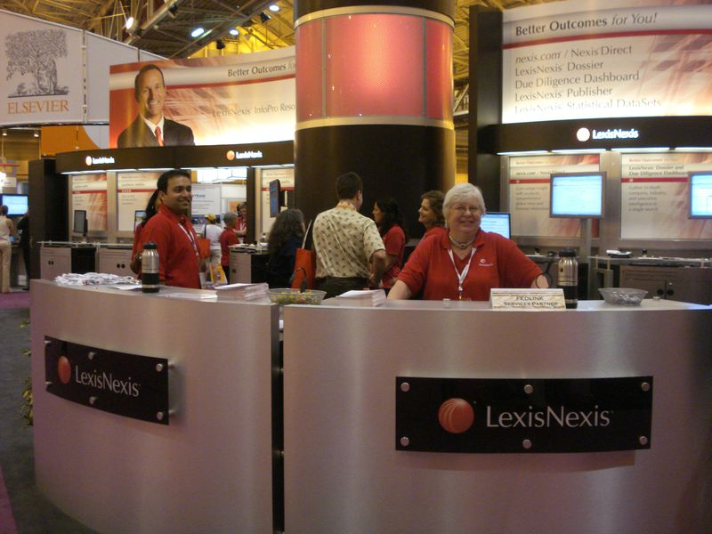 LexisNexis at SLA 2010