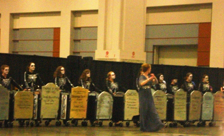 2010 ALA Book Cart Drill Team Competiton Winners