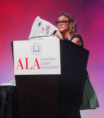 ALA 2010 Amy Sedaris - image by M. Kaddell