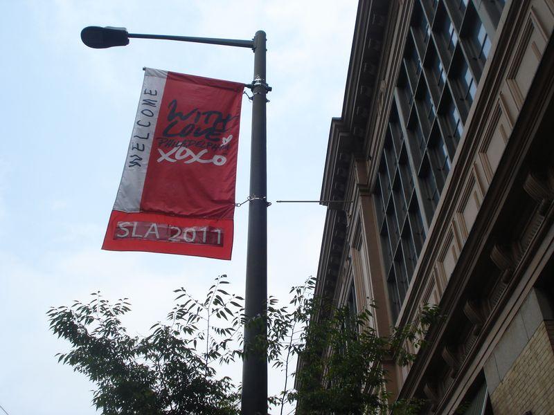 SLA 2011 Banner