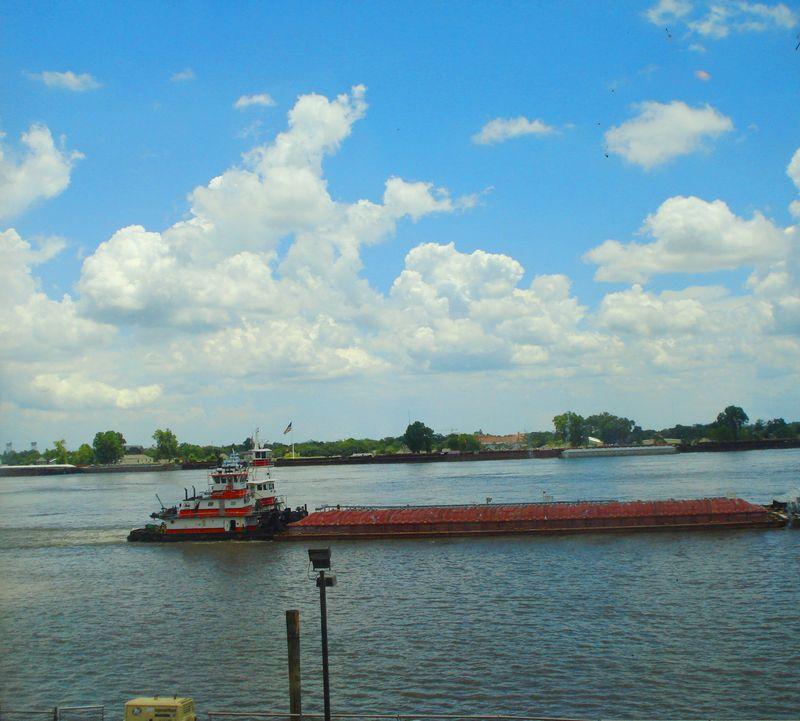 ALA 2011 - Riverwalk View