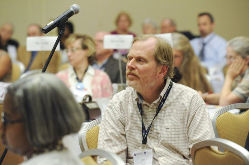 Ken Wheaton at the 2011 SLA Chapter-Division Joint Cabinet