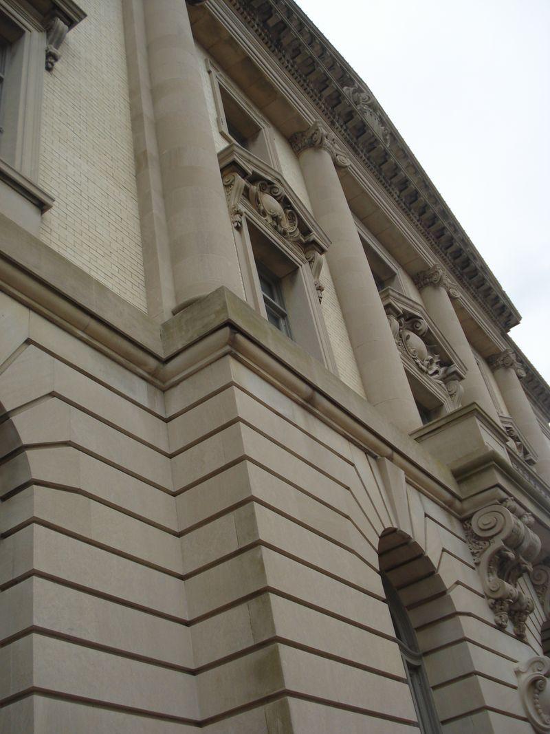 Main Norfolk Public Library - image by M. Kaddell
