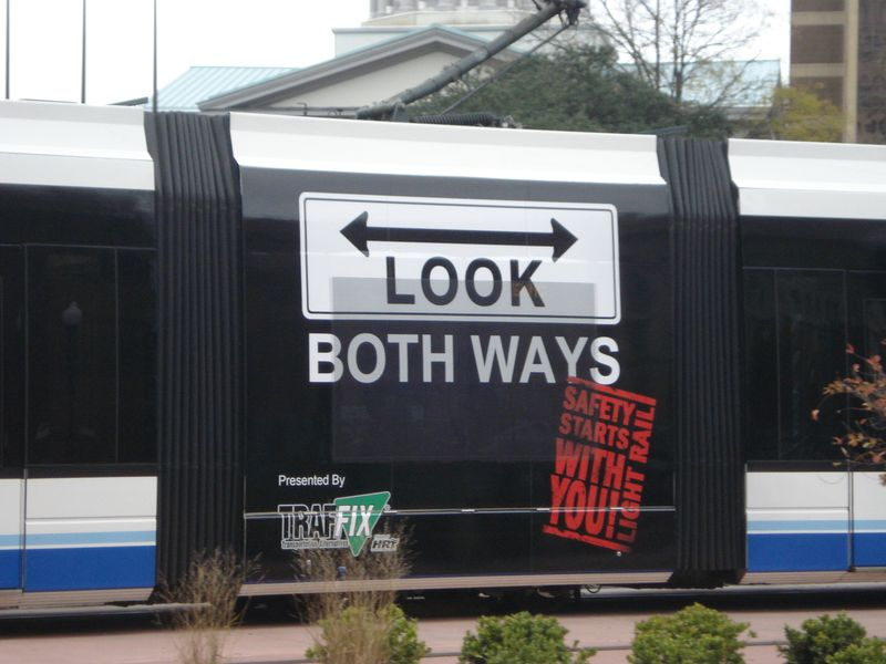 Look Both Ways - image by M. Kaddell