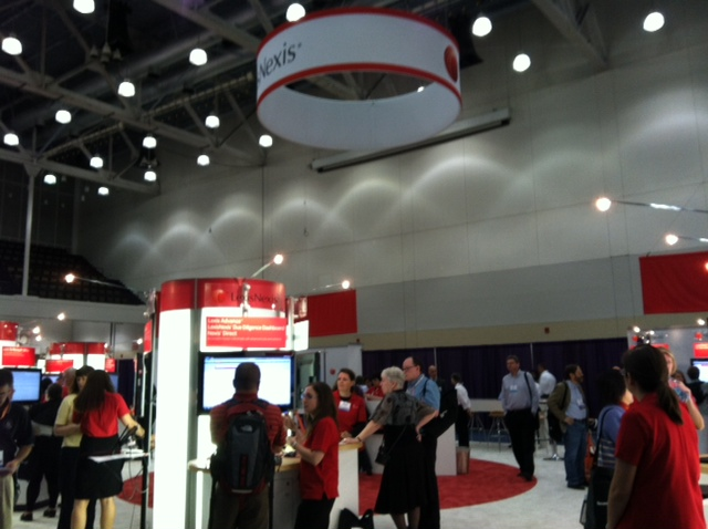 LexisNexis at AALL 2012