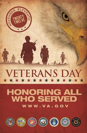 Veterans Day 2012 Poster
