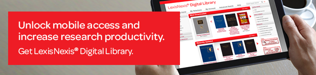 Unlock Mobile Access - LexisNexis Digital Library