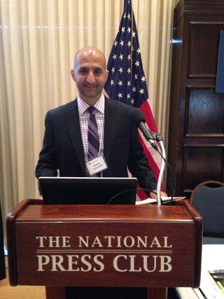 Samir Goshwami- NPC 2014