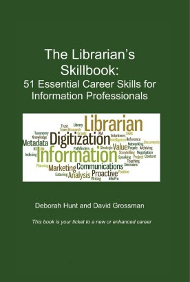 Librarians Skill Book - Hunt and Grossman
