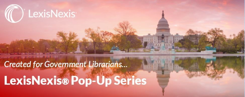 LexisNexis Pop Up Series