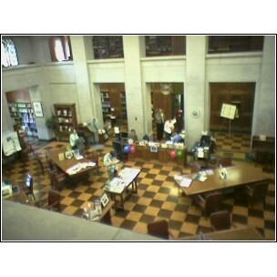 DOI Library Open House   2007