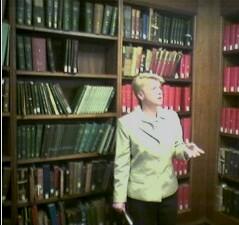 DOI Library Tour