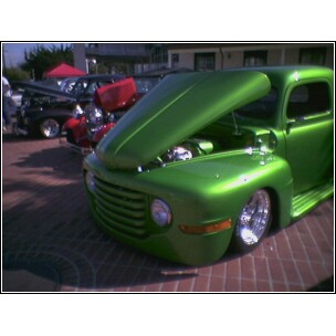 IL 2007 - Antique Car Show 1 - image by Marie Kaddell