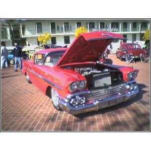 IL 2007 - Antique Car Show 2 - image by Marie Kaddell
