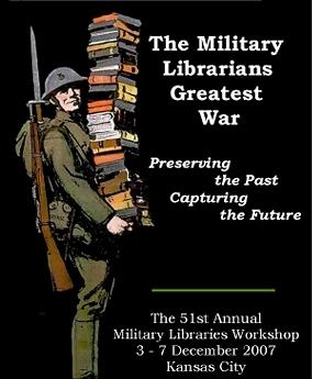 Military Libraries Workshop 2007