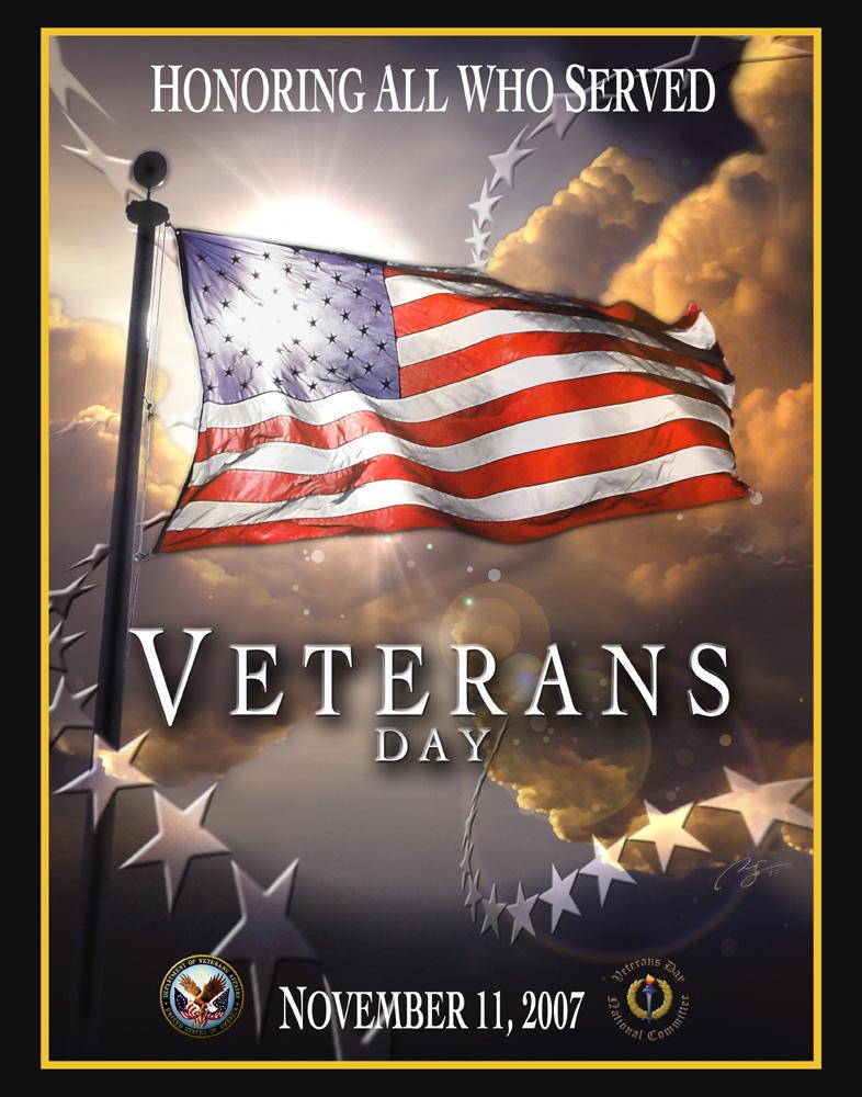 Veterans Day Poster 07 - U.S. Dept of Veterans Affairs