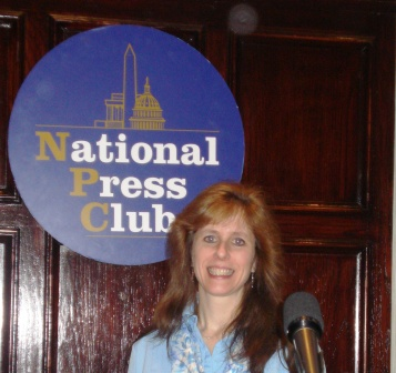 Karen Huffman - National Press Club
