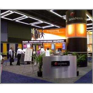 SLA2008 LexisNexis Booth