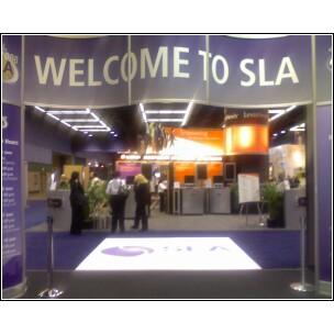 SLA2008 Info-Expo Entrance