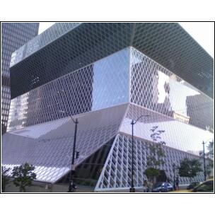 SLA2008 - Central Library in Seattle - image by M. Kaddell